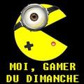 Moi, Gamer du Dimanche partage avec vous son petit monde du jeu vidéo rétro.  Infos, images délirantes, tests, tutos, tout pour se faire plaisir.    Alors bienvenue à toi ;)