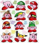 Tout les Kirby N64